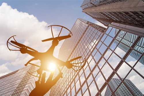 Drones and your Building Envelope